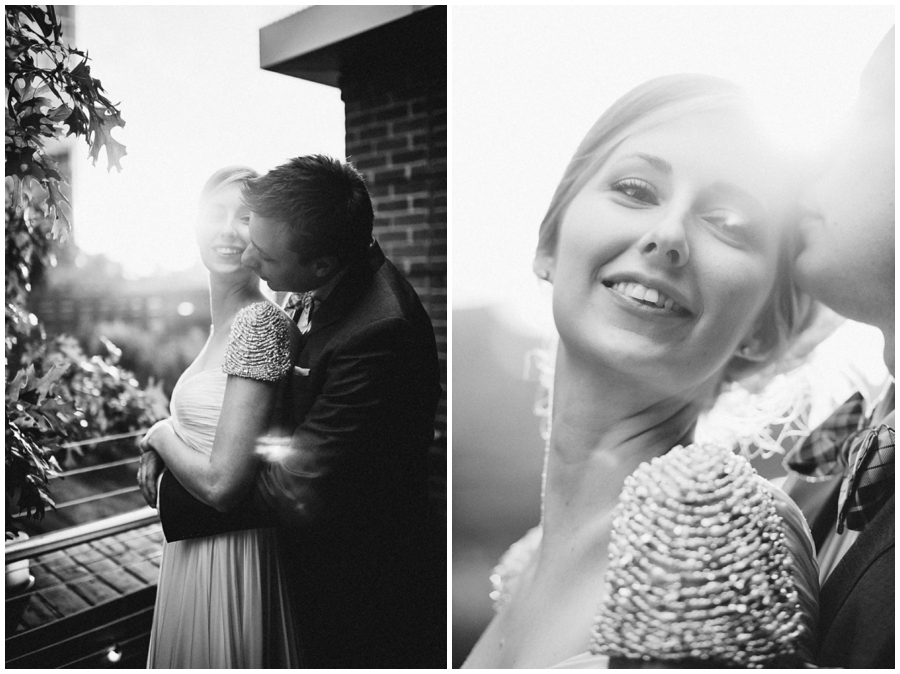Couple Wedding Photography at Downtown Houston