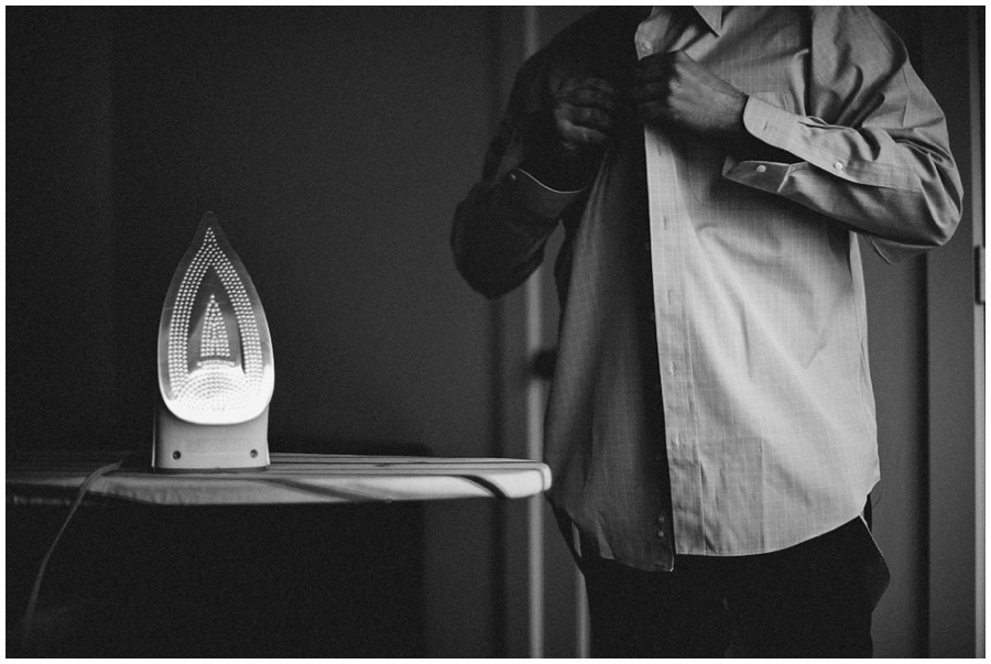 Black and white Wedding Photographers in Houston