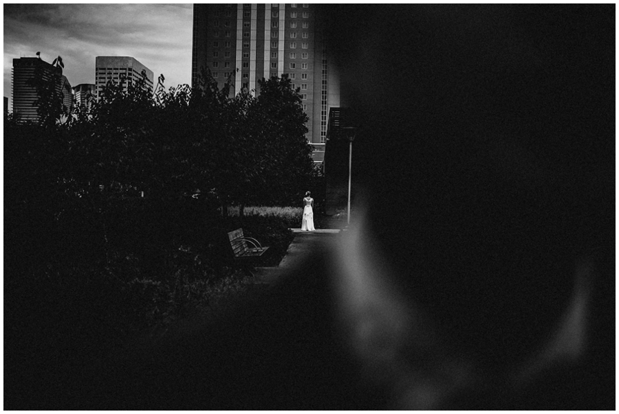 Wedding Photography at The Grove Downtown Houston