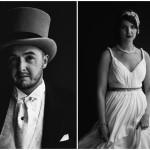 Steampunk Wedding Photography Houston