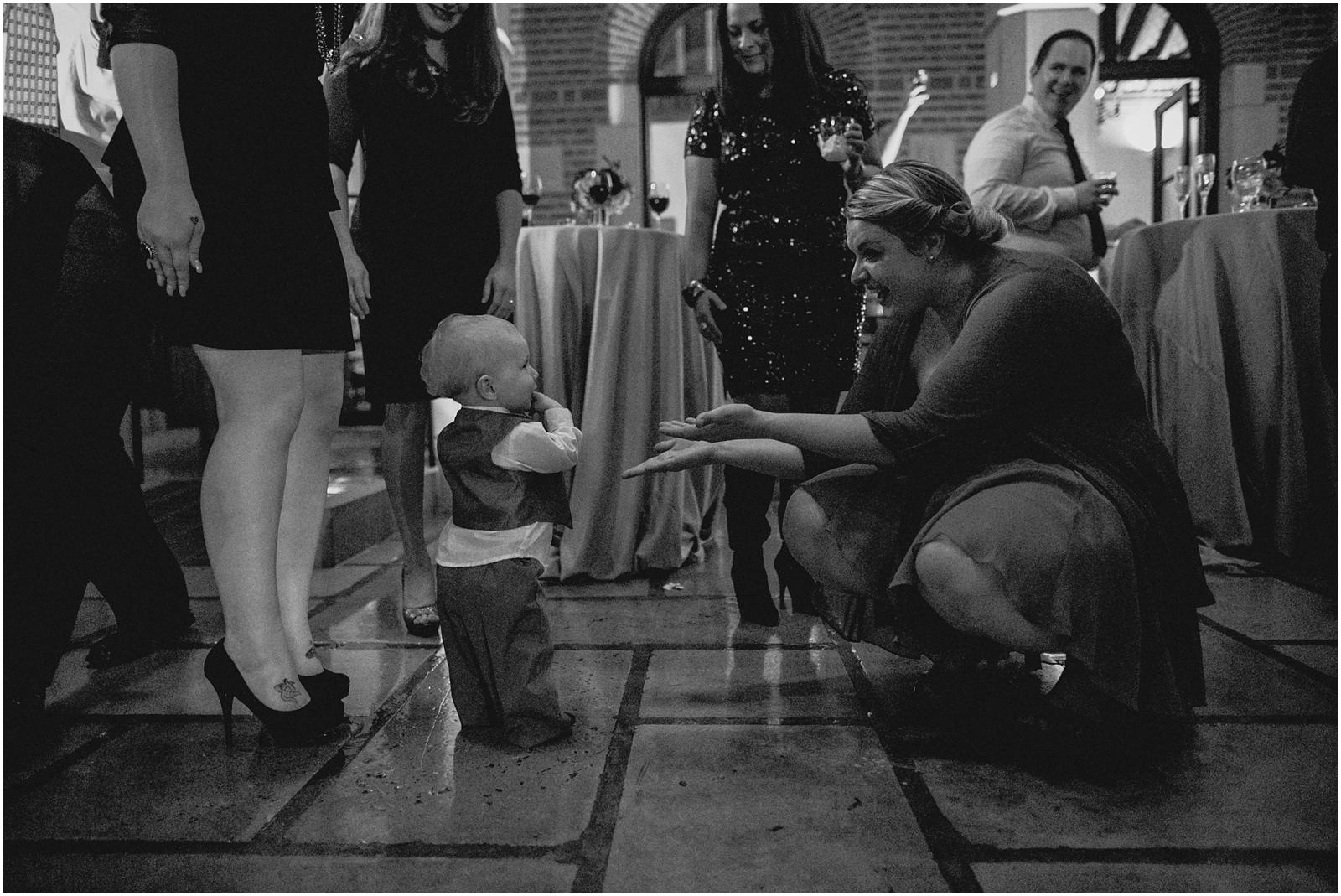 Black and white Wedding Photographer Houston TX