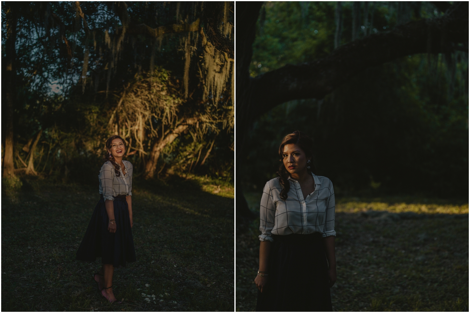 south asian engagement photography