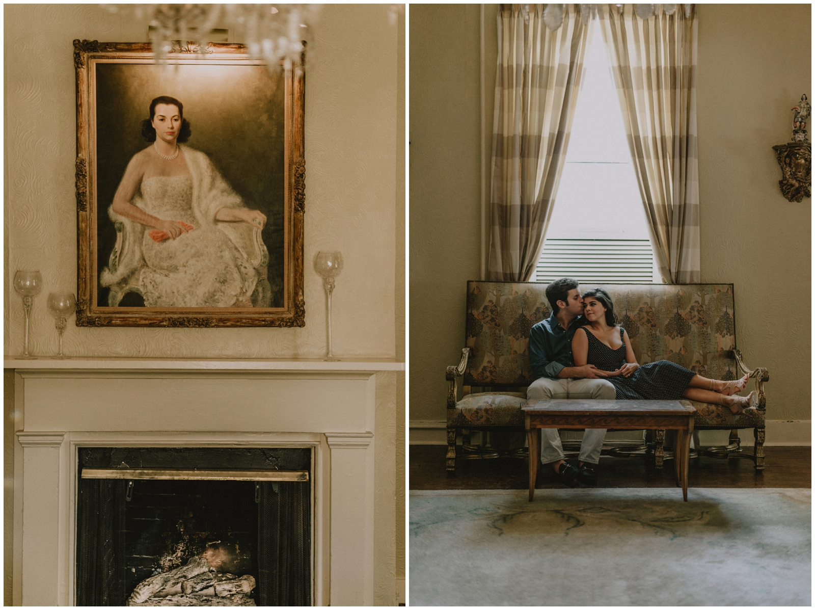 Mariana And Alessandro Engagement Photography In San