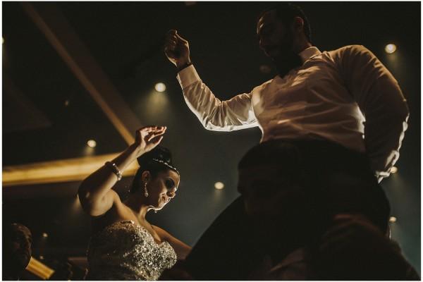 Hilton Americas Houston Persian Wedding