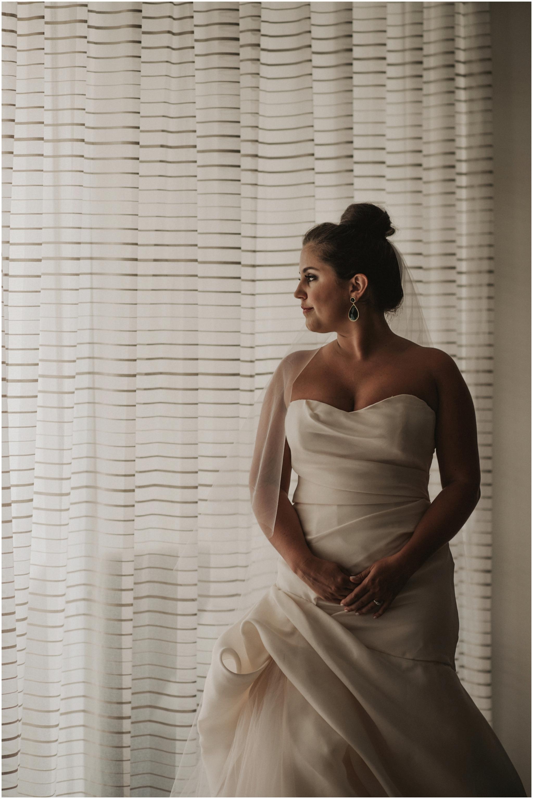 Gansevoort Turks & Caicos Beautiful Bride