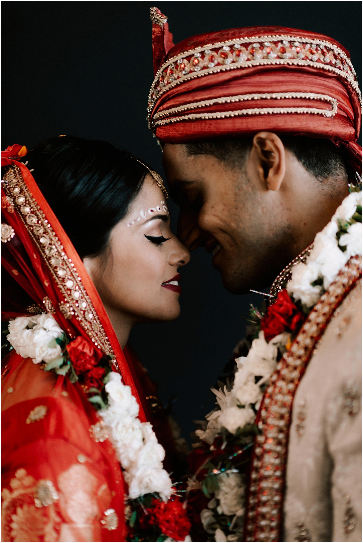 Beautiful couple Indian Wedding Houston