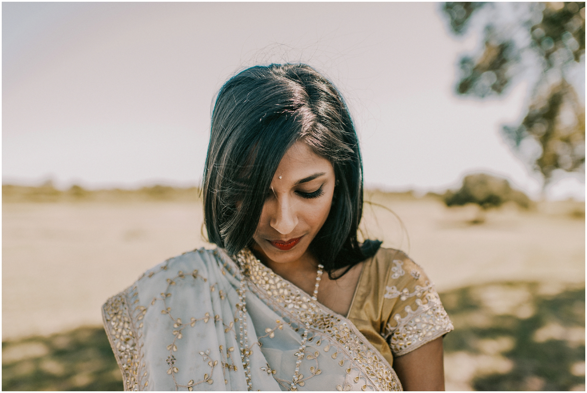 Beautiful Indian Bride Photography in Texas