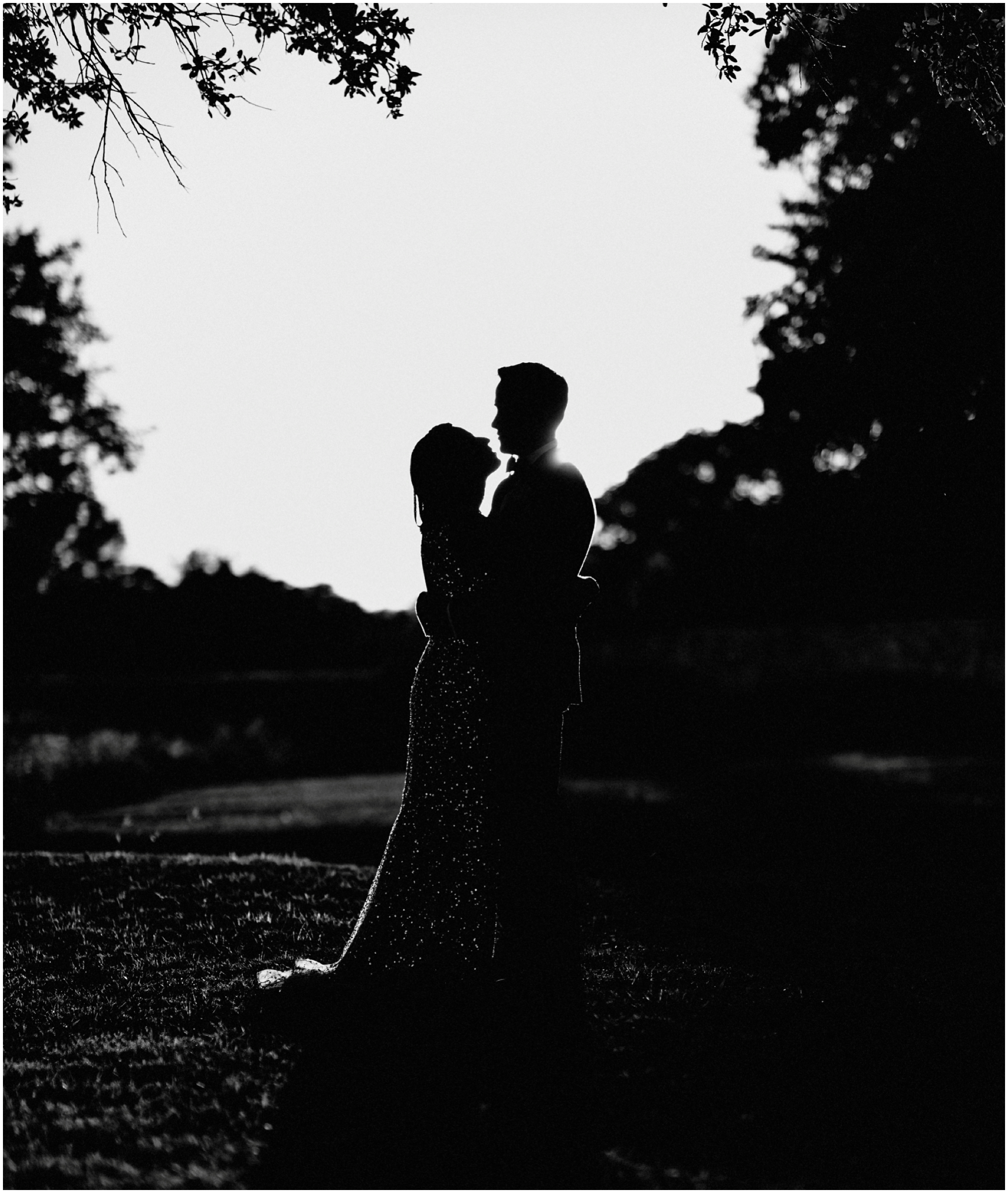 Black and white Indian Wedding Photography Texas