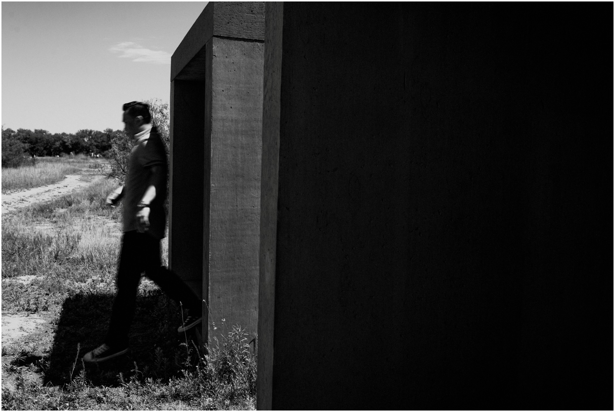 Texas Black and white Photographer