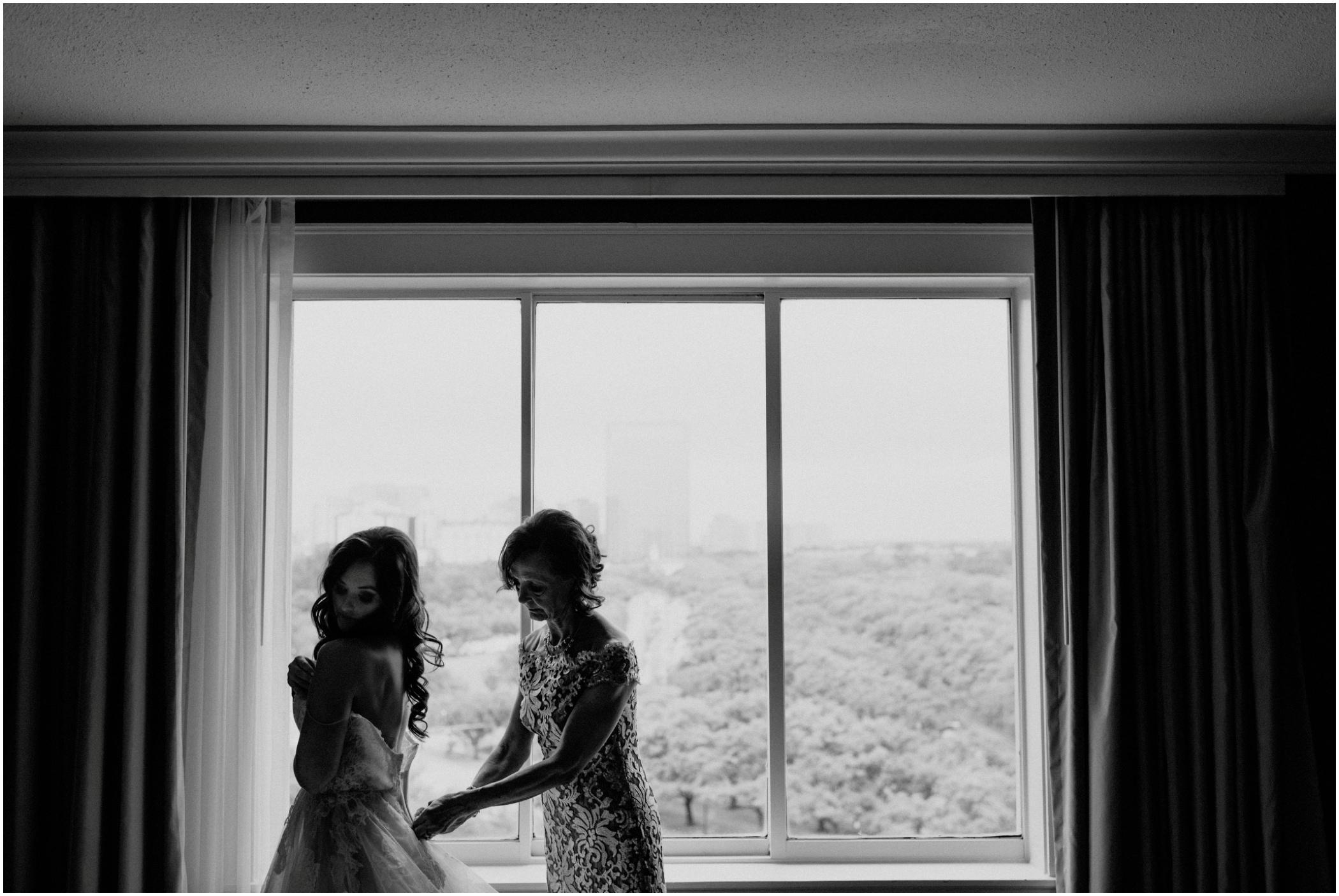 anthony alexandra hotel zaza wedding