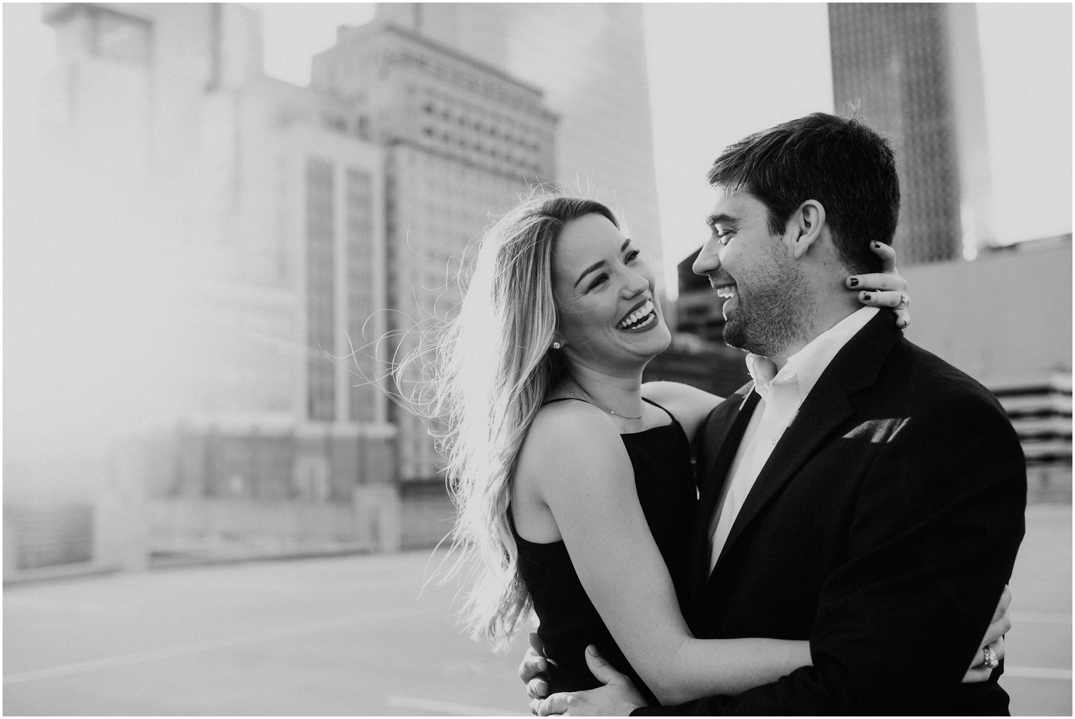 kelsey andrew engagements downtown engagements houston