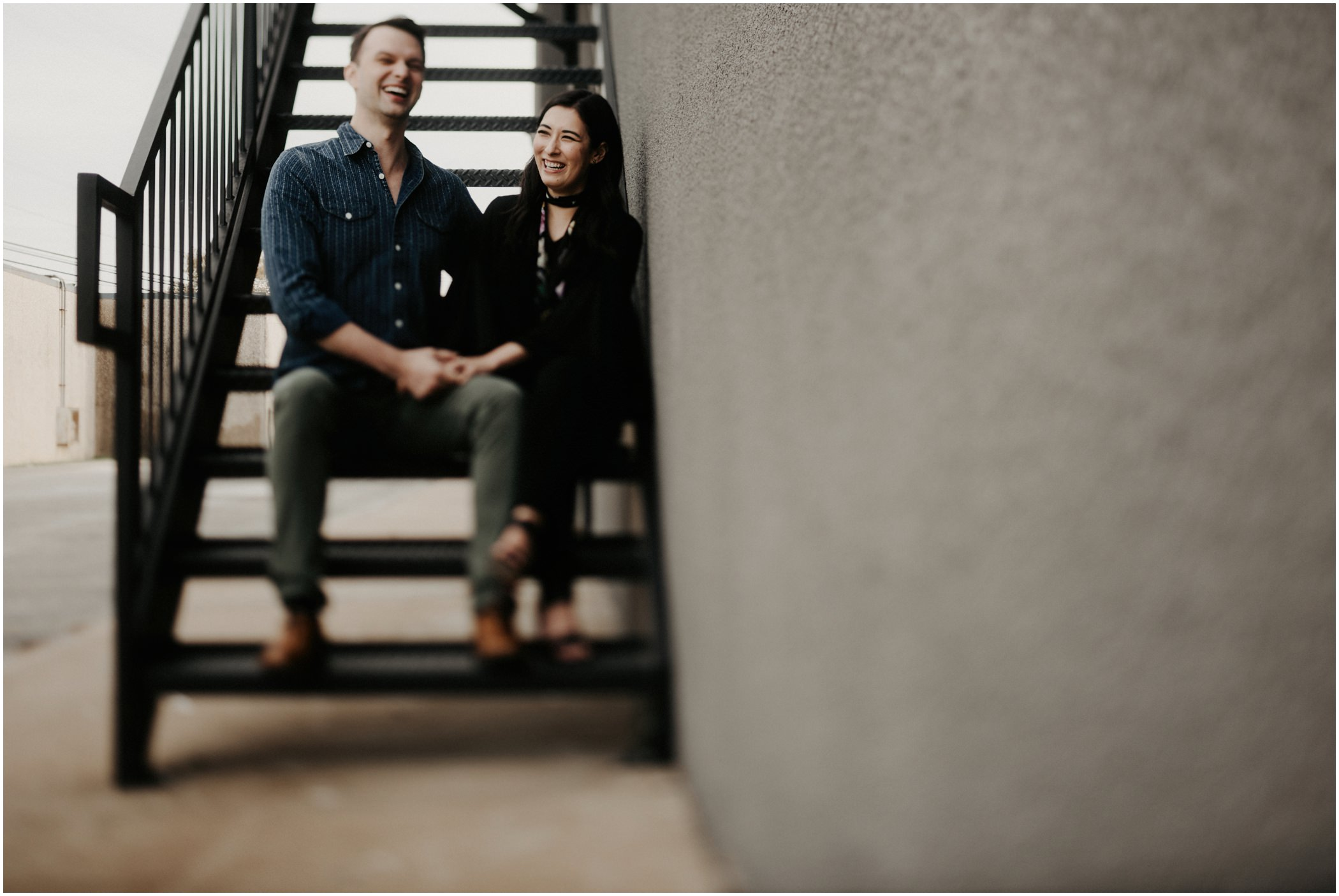 tomiko braxton urban houston engagement photographer
