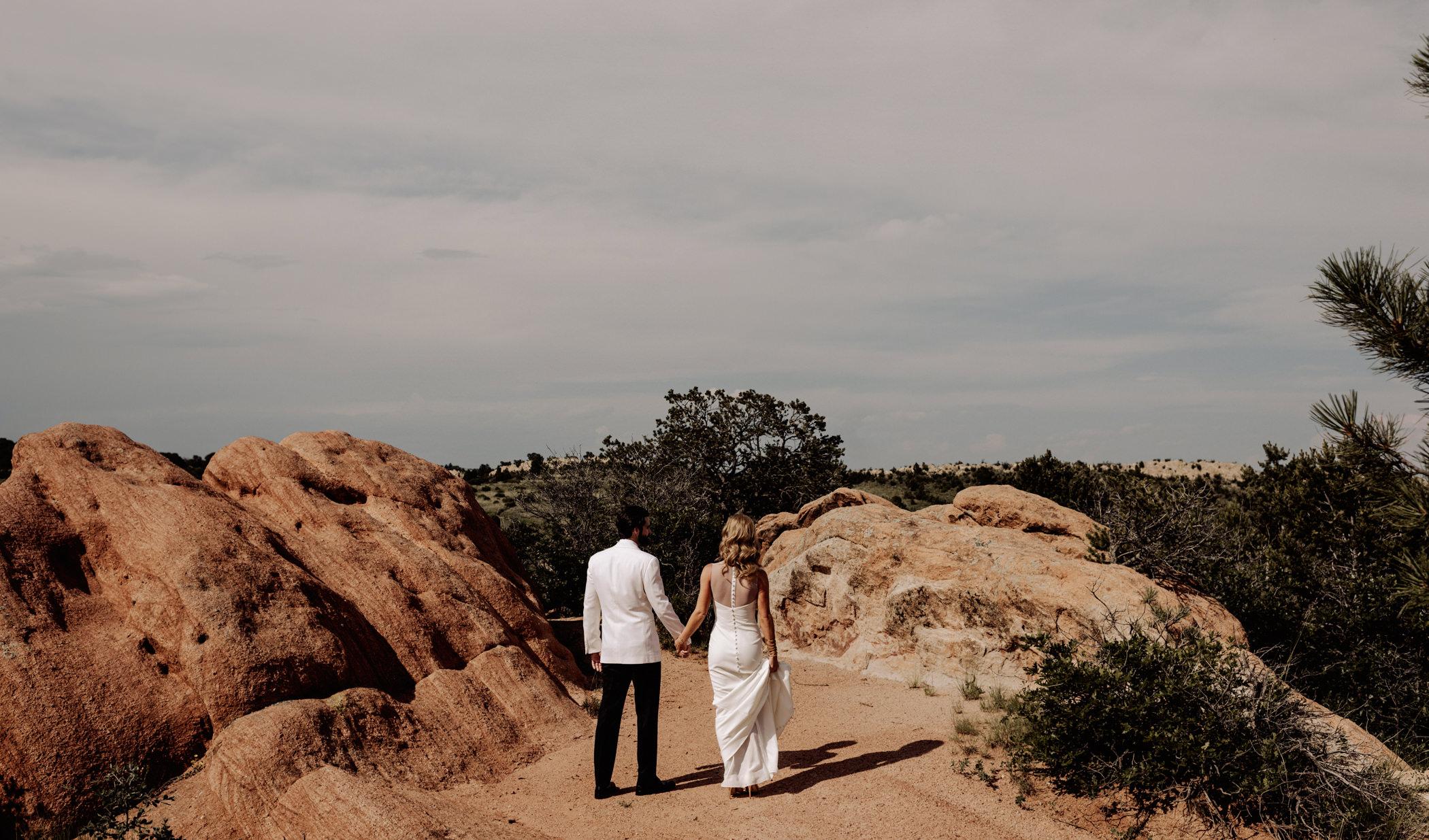 Palo Duro Canyon Wedding Photographer Garden Of The S