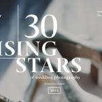 Joseph West rangefinder top 30 rising stars